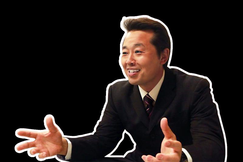 代表取締役社長 小野里隆二